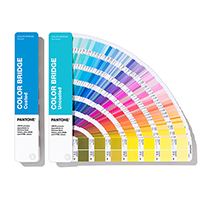 Pantone COLOR BRIDGE (Coated & Uncoated)