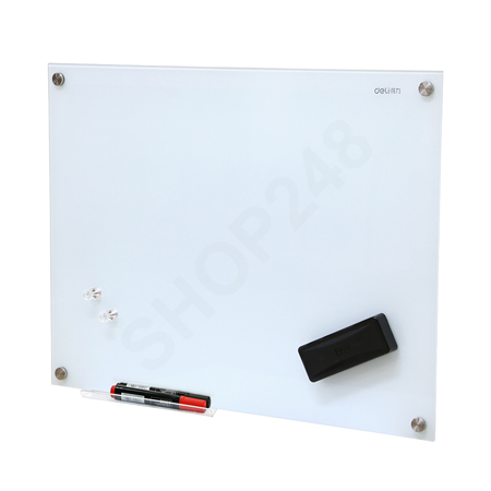 Magnetic Tempered Glass Whiteboard 磁性強化玻璃白板 200x100cm